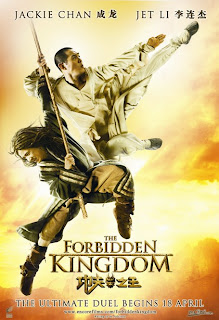 Forbidden Kingdom International Poster Singapore