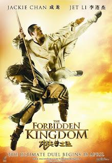 Forbidden Kingdom International Poster Singapore