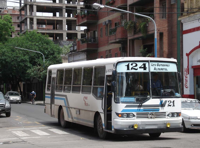 T.A. CRUZ ALTA-LINEA 124