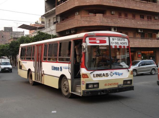T.A.S LINEA 5