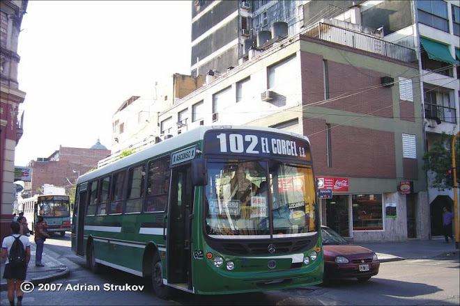 EL CORCEL LINEA 102