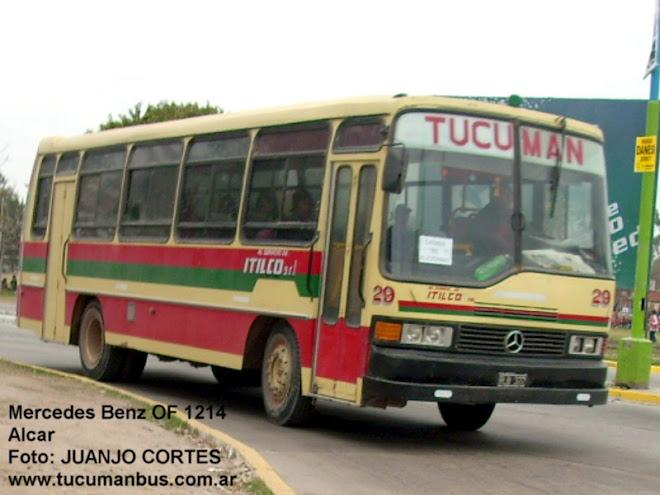 linea itilco ex linea 101