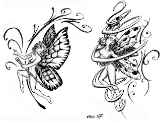 fairy tattoos picture