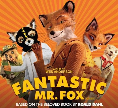 movie review the fantastic mr fox Movie: fantastic mr fox (2009) info with movie soundtracks, credited songs, film score albums, reviews, news, and more.