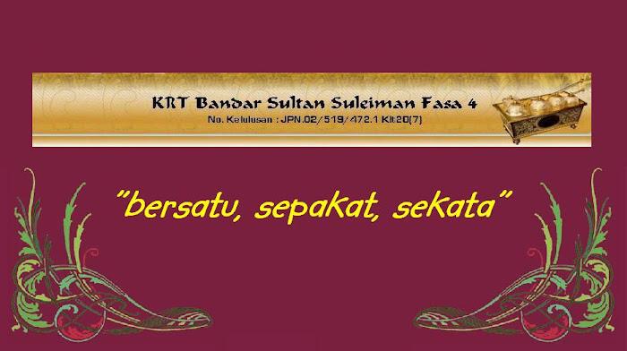 KRT BANDAR SULTAN SULEIMAN FASA 4