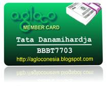 Agloco Member Card