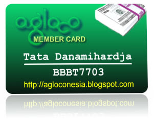 Member Card Private Design - created by Tata Danamihardja