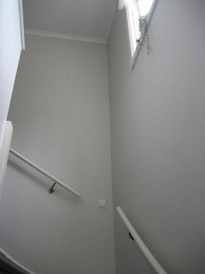 Pärlspont halva väggen¨