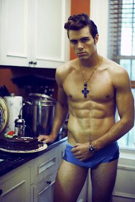 gaydreamblog gay hot sexy hunk  boy model beautiful fashion