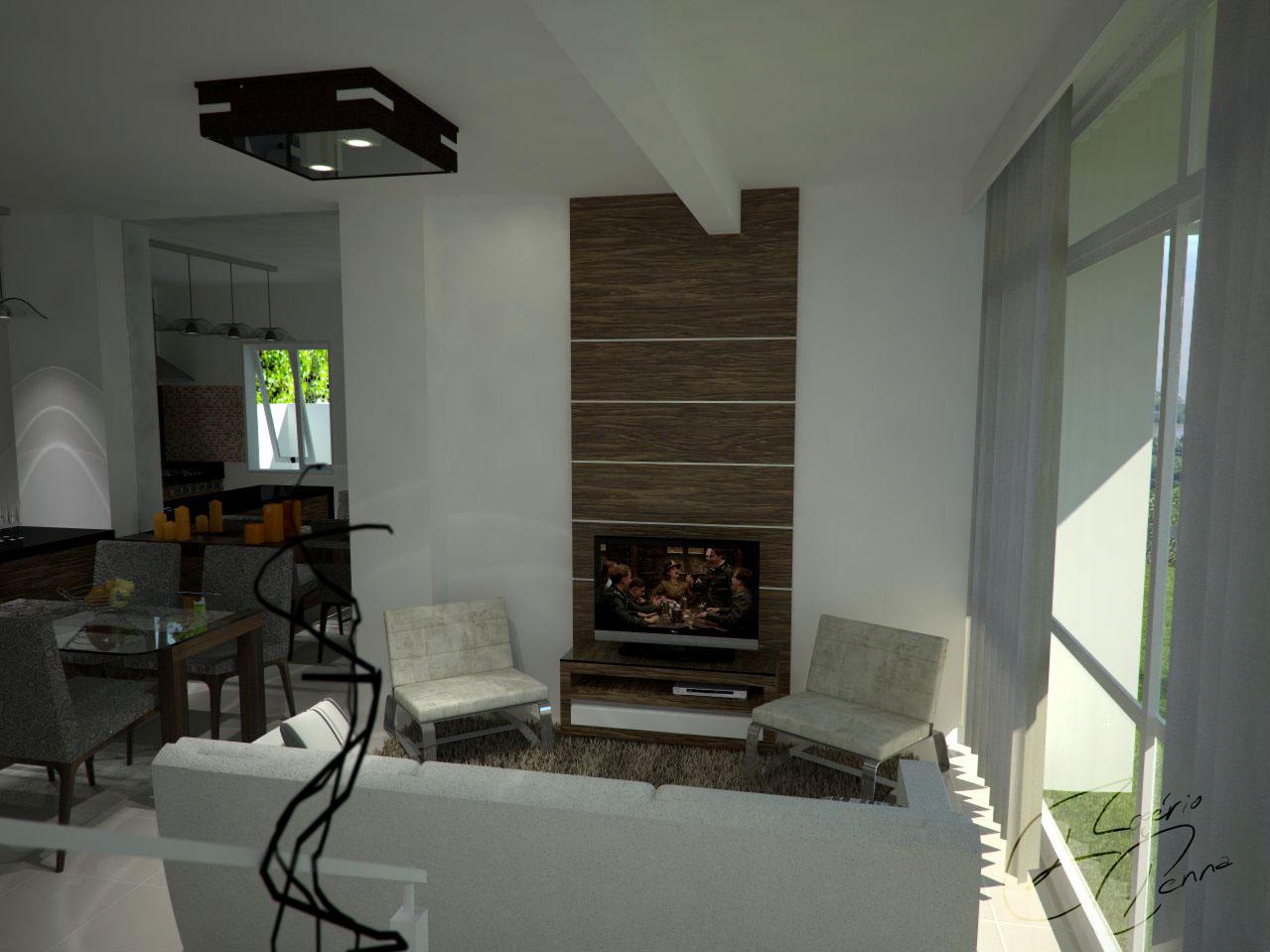 casa geminada contemporânea meu projeto piscina casa em morro reuter
