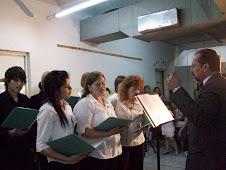 """Grupo Vocal Institucional: """"Mariano Moreno"""""""