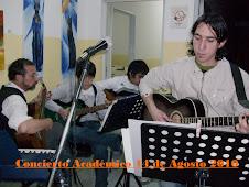 Festival Académico 14/8/10