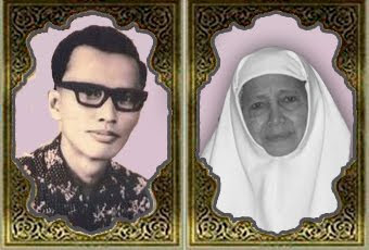Almarhum Ayahanda Hj.Ahamed Khatidin dan Bonda Latifah