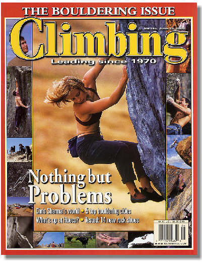 CLIMBING MAGAZINE November 2017 BIG TRIP ISSUE Top Destinations YOSEMITE GEOLOGY
