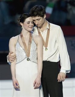 Tessa Virtue ana Scott Moir
