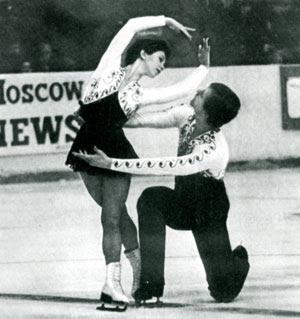 Irina Vorobieva and Igor Lisovsky