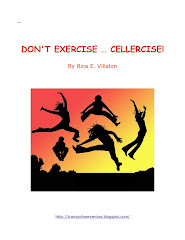 JOIN MY CELLERCISE CIRCLE
