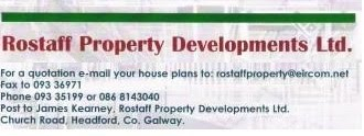 Rostaff Property Developments Ltd