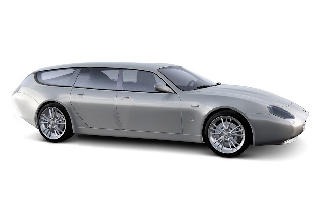 Wagon Visions 2007 Maserati Gs Zagato Shooting Brake