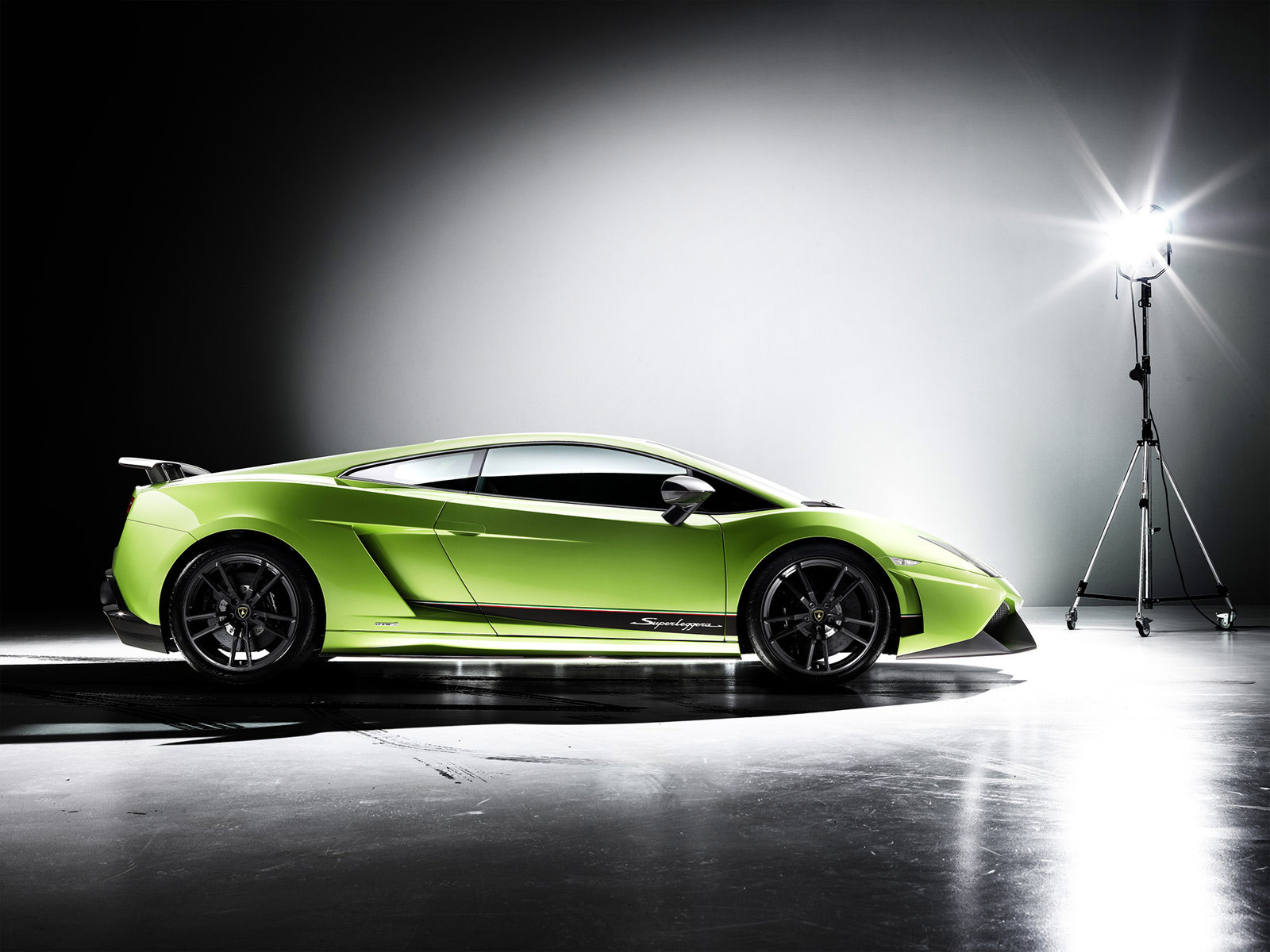 Lamborghini Gallardo LP 570 Superleggera Preview