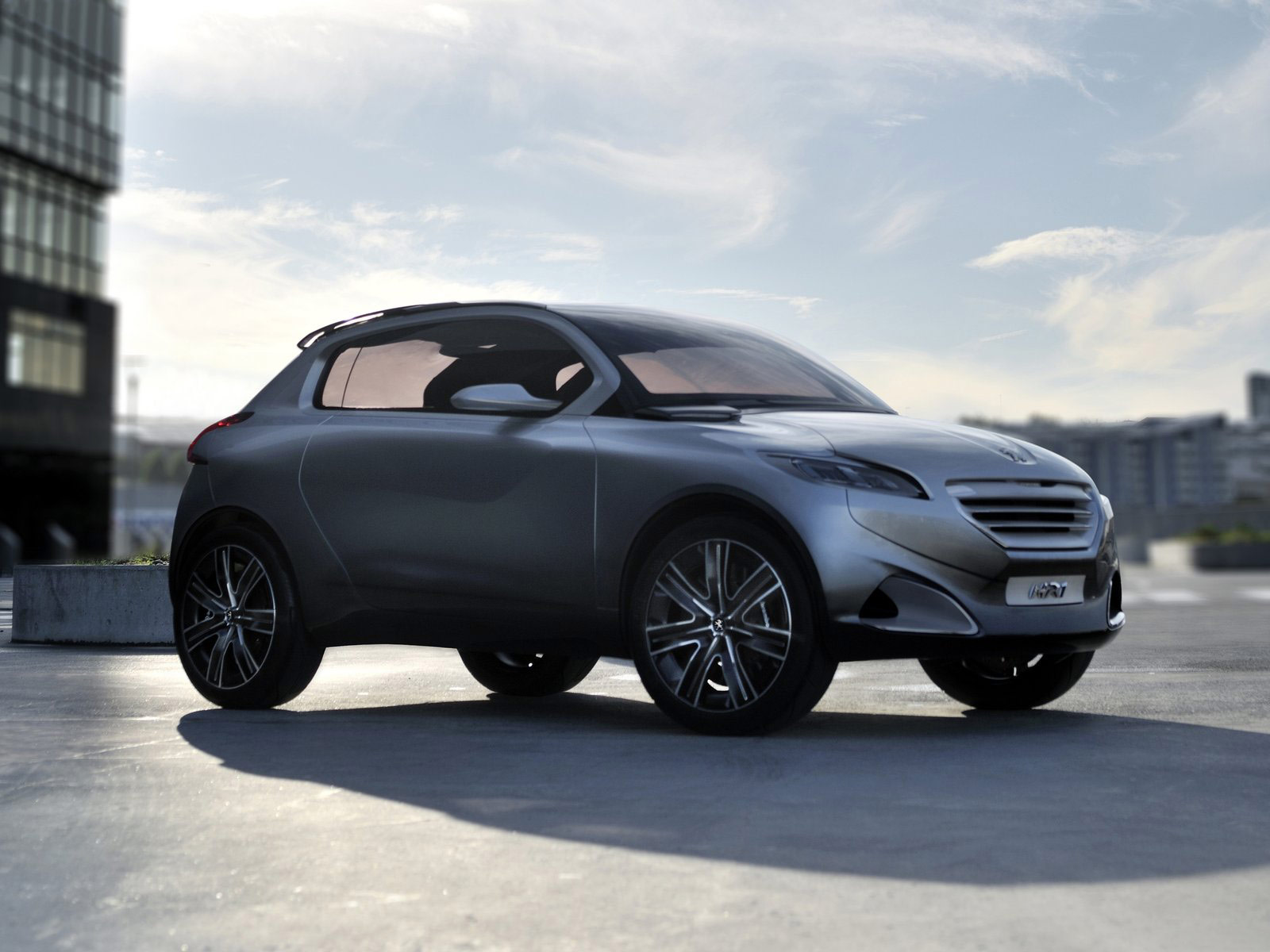 2010 PEUGEOT HR1 Concept pictures  Car Insurance information