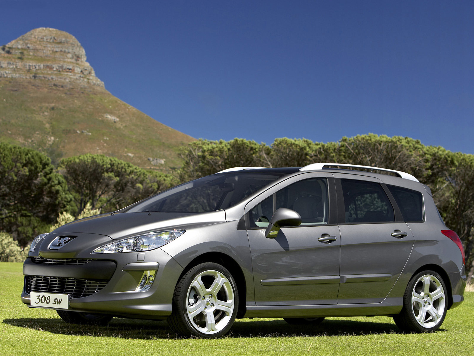 2009 PEUGEOT 308 SW car pictures, auto accident lawyers info