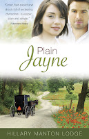 Glass Roads Blog Tour Review: Plain Jayne by Hillary Manton Lodge