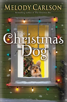 The Christmas Dog by Melody Carlson Blog Tour Inteview with the author, Excerpts, Review
