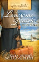 Love Finds You in Lonesome Prairie, Montana by Tricia Goyer/Ocienna Fleiss Blog Tour