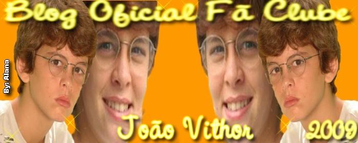 Fã Clube Oficial João Vithor Oliveira