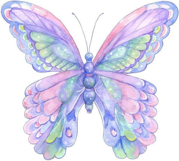 moldes de bonitas mariposas para pintar lodijoella