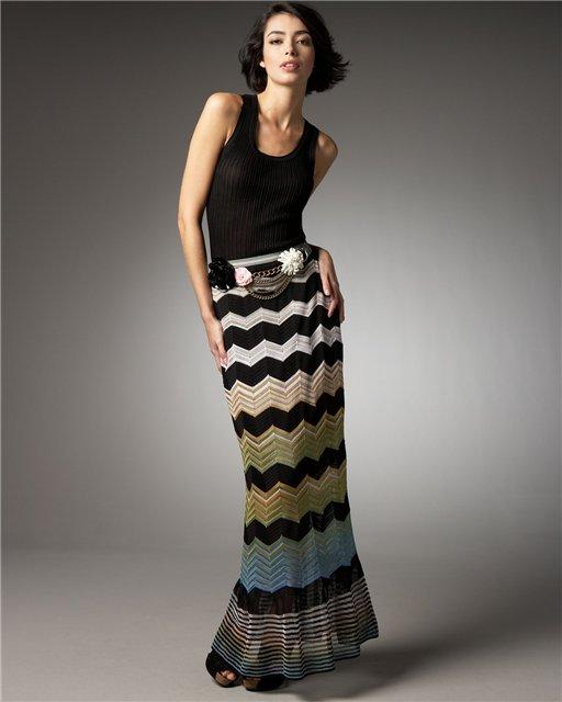 Puntos a crochet para ropa de Moda :