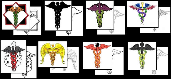 Get inspired by some really great images and photos in our Caduceus