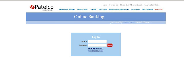 Patelco Credit Union - Online Banking Login - pc24.patelco.org