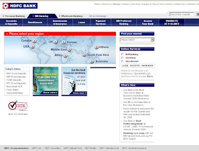 HDFC NRI - Login to www.HDFCBank.com NRI Banking Account