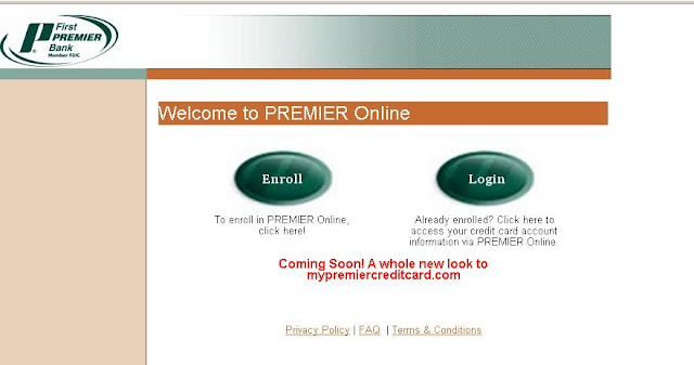 How to enroll in Mypremiercreditcard.com?