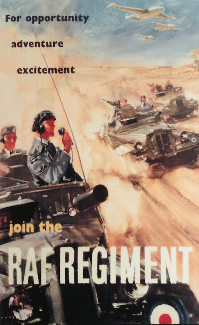 RAF Regiment Careers - www.raf.mod.uk/rafregiment/careers - RAF Jobs Online