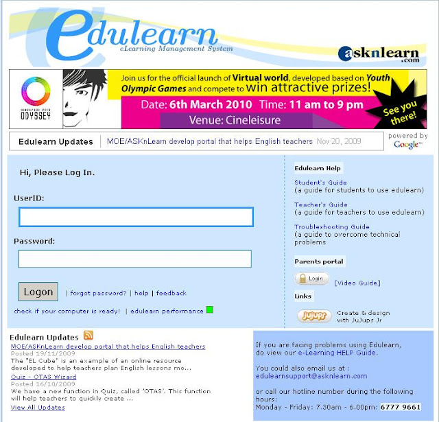 How to Login into ASKNLEARN Secondary Edulearn at ASKNLEARN.com ...