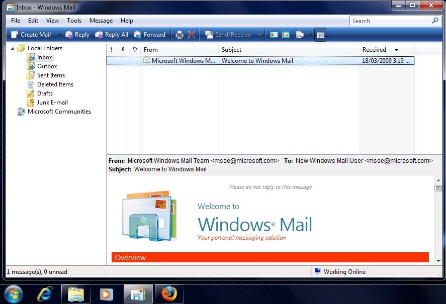 Microsoft Outlook Windows 7 Download Free
