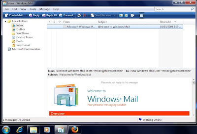 Outlook Express for Windows 7 : Windows Mail Download
