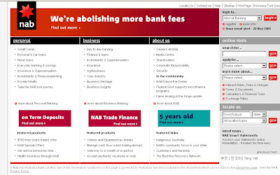 Www.Nab.Com.Au : Internet Banking Login at National Australia Bank