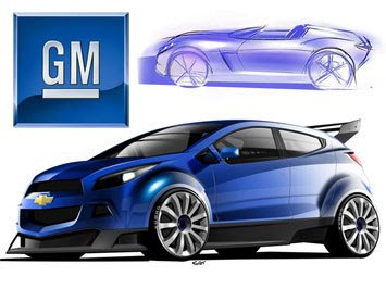 New GM Electric Car, GM Electric Car, GM Electric Car 2011, GM Electric Car india, GM Electric Car price