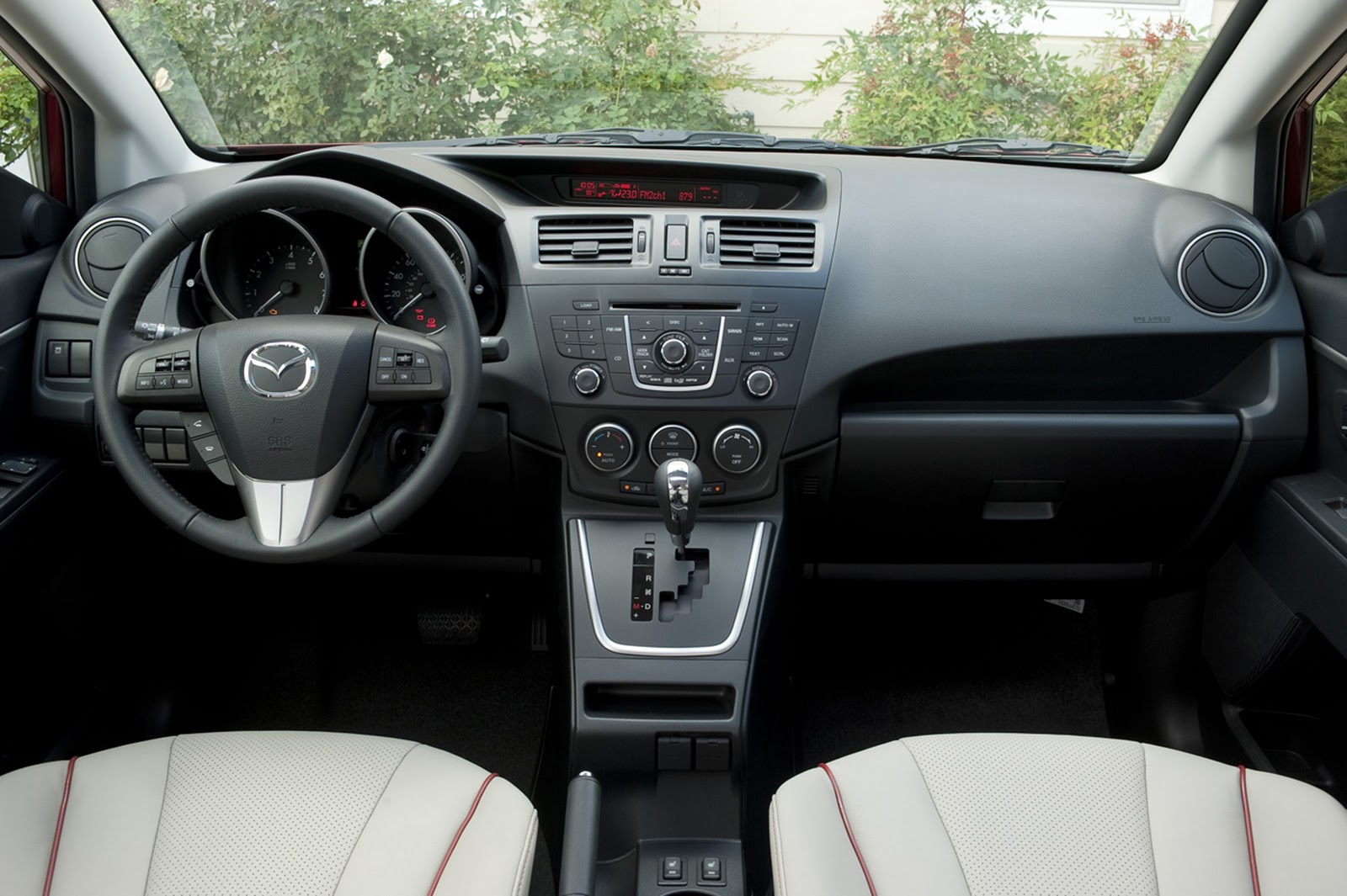 2012 mazda 5 interior photos reviews specifications