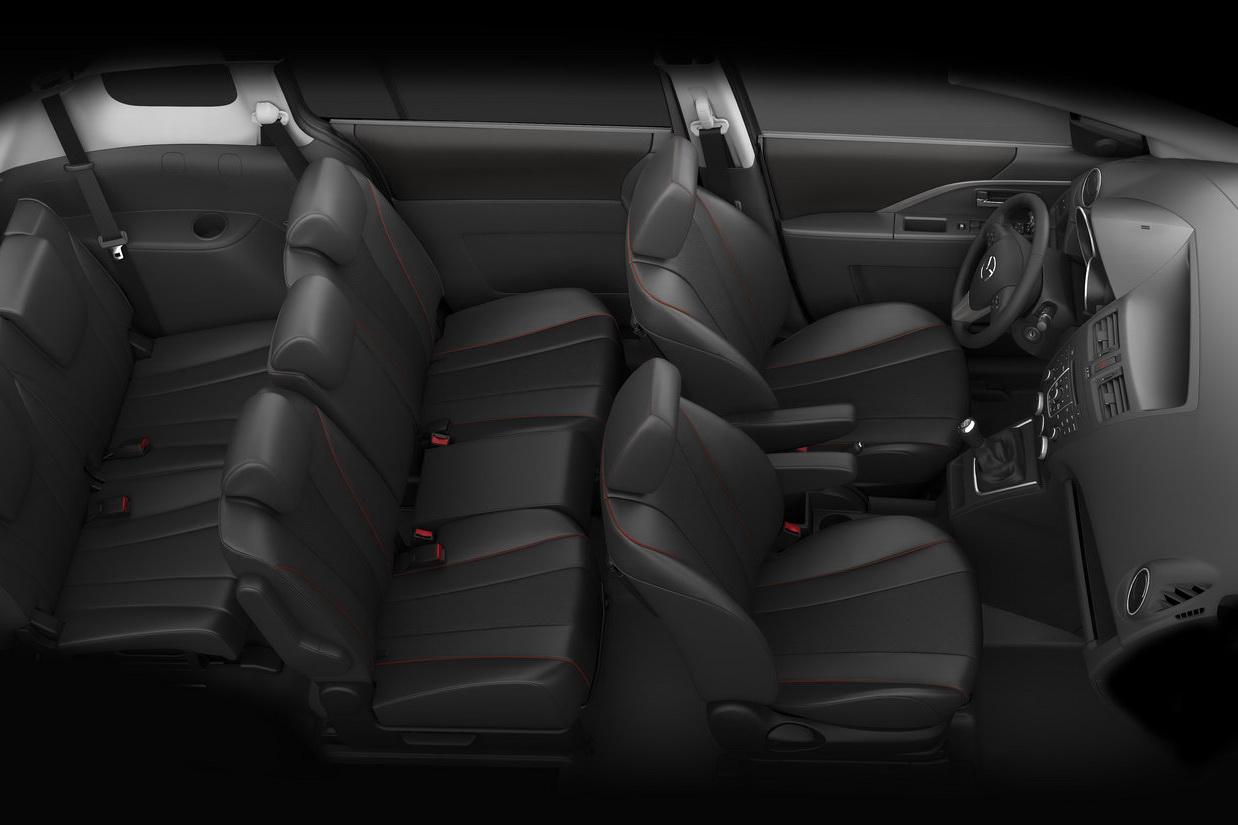 2012 Mazda 5 Interior Photos Reviews Amp Specifications