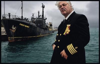 Paul Watson, le défenseur des baleines en eaux troubles