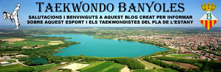 TAEKWONDO BANYOLES
