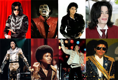 michael jackson || designer clothes