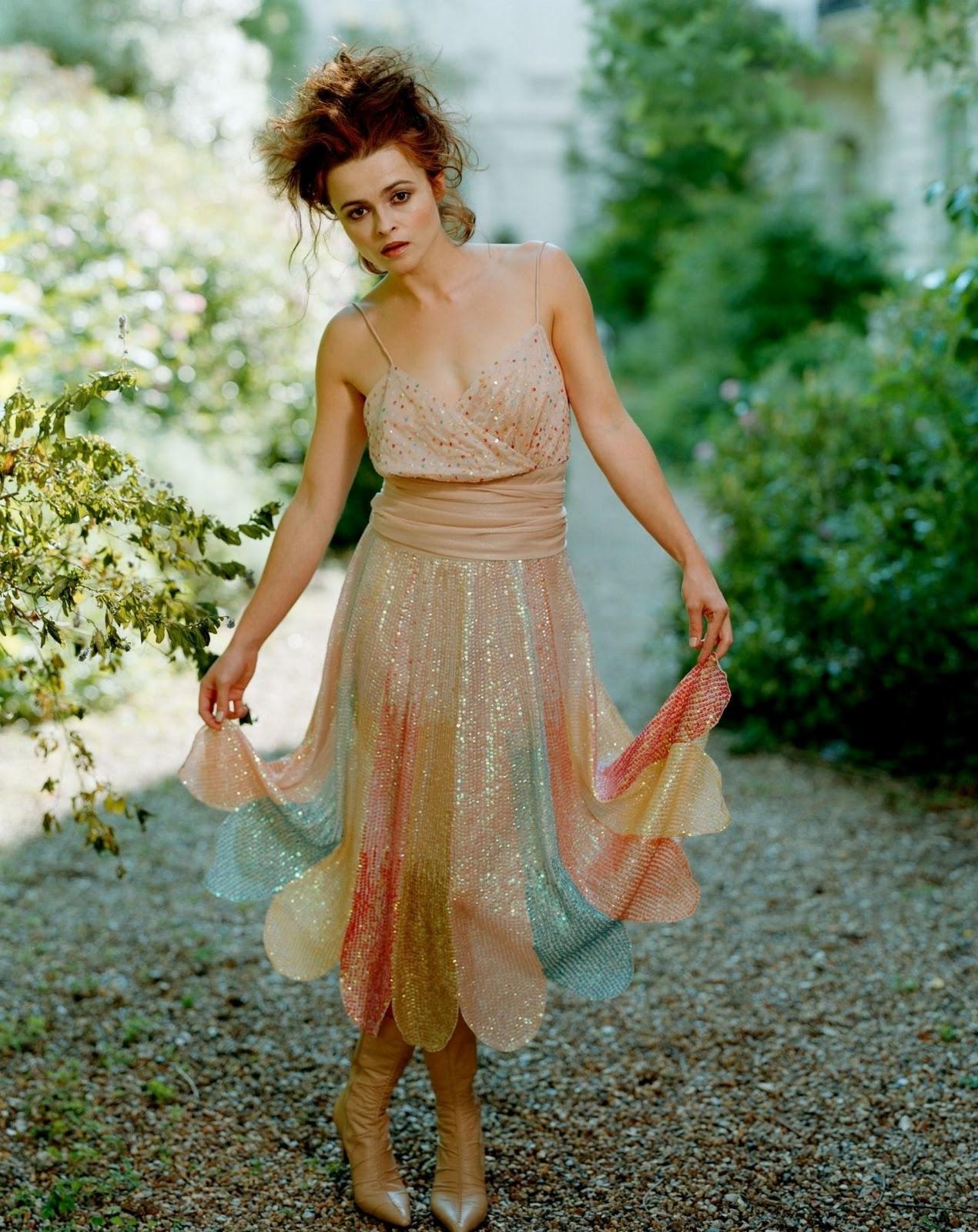 Style Icon: Helena Bonham Carter