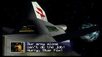 Starfox Intro