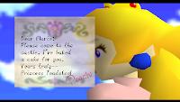 Peach Letter